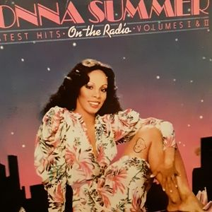 Donna summers greatest hits lp